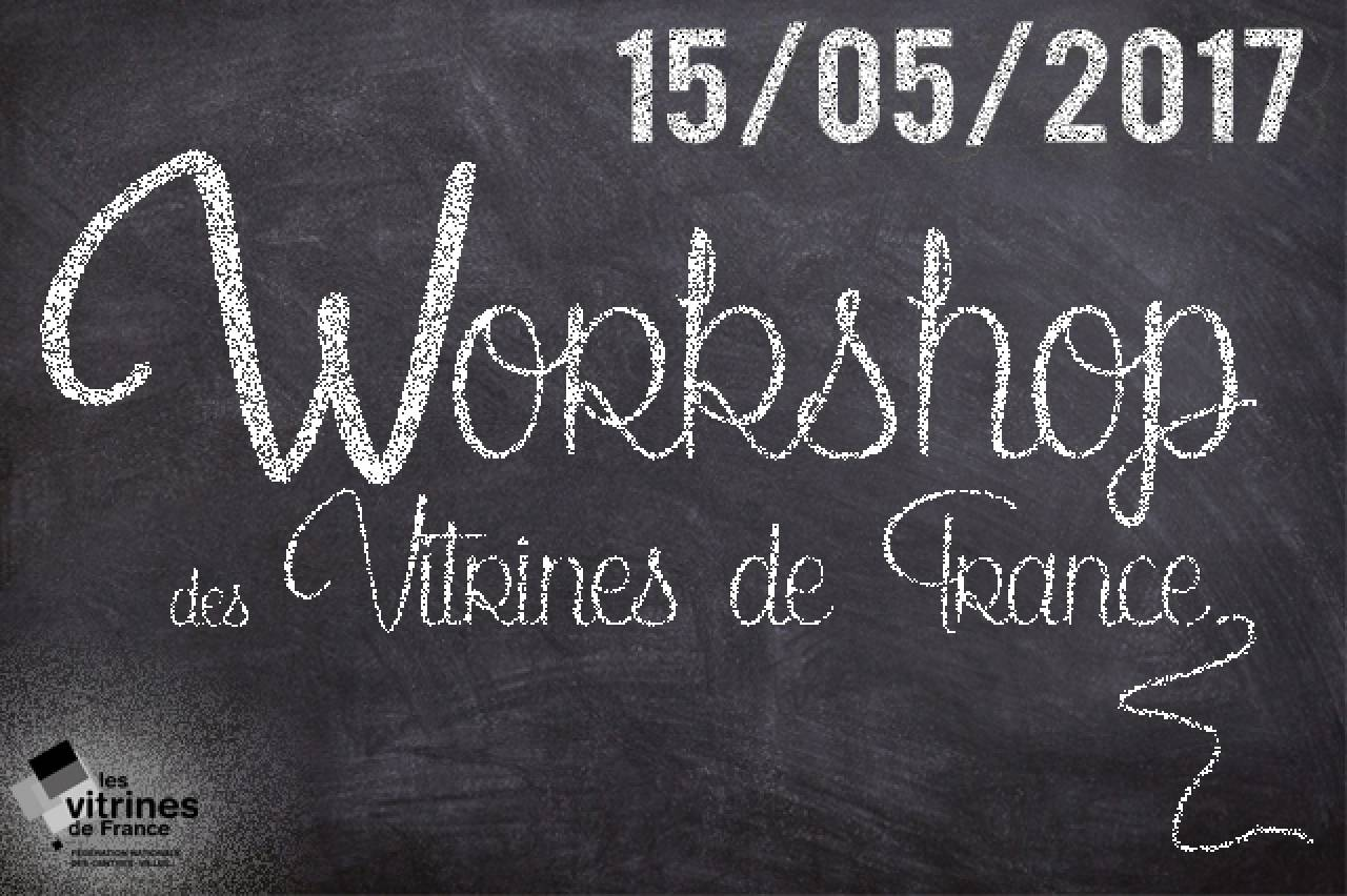 WORKSHOP - Les outils booster de centre-ville - 2017