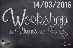 Workshop - Le phygital - 2016 - commerces FNCV - Vitrines de France