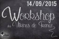 Workshop - La vacance commerciale - 2015 - commerces FNCV - Vitrines de France